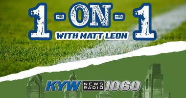 KYW Newsradio's 1-On-1 with Matt Leon