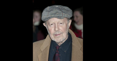 In this Thursday, Jan. 19, 2012 file photo, Nicolas Roeg arrives for the Film Critics Circle Awards at a central London venue.