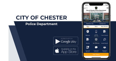 Chester Police Department app