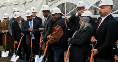 Philadelphia labor leaders have broken ground in North Philadelphia for a facility that takes a new approach in preparing people for careers in the building trades.