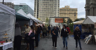 Merchants looked to show off their best at annual Made in Philadelphia Fall Market