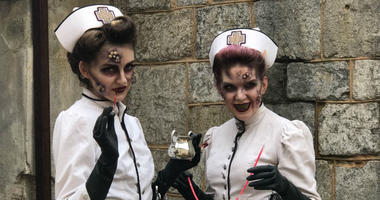 Eastern State Penitentiary's Terror Behind the Walls kicks off Friday
