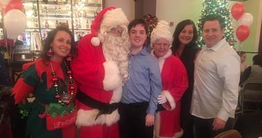 The Philadelphia Fraternal Order of Police brought Christmas and Disney joy to children on Sunday for its second annual party, designed specifically for FOP members who are parenting children with special needs.