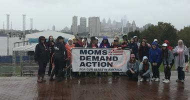 South Jersey community leaders rally in Camden to end gun violence