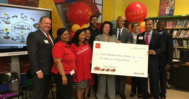 Wells Fargo Education Grant