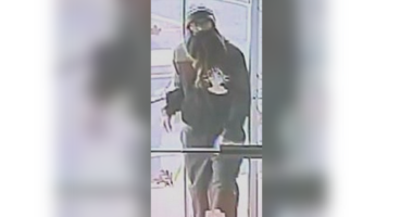 Law enforcement officials are asking for the public's help after a bank robber held up the Tompkins VIST Bank in Fox Chase Monday.