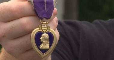 A family in Utah have been looking for their father's medal collection for months after it was stolen from their mother's home.