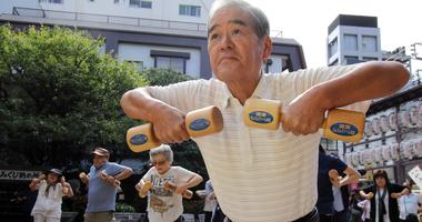 The world's longest living Japanese people share a devotion to the happiness of being busy at some activity that holds meaning and purpose to them.