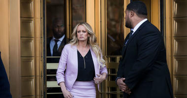 A California judge has ordered Stormy Daniels pay $293,052.33 in attorney's fees, costs and sanctions to the lawyers representing President Donald Trump in the defamation suit Daniels and her attorney Michael Avenatti brought against Trump.