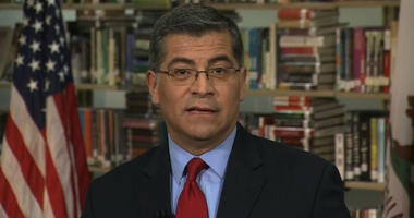 California Attorney General Xavier Becerra is preparing to file a lawsuit challenging President Donald Trump's national emergency declaration, Becerra told CNN's Kate Bolduan