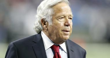 New England Patriots owner Robert Kraft publicly broke his silence for the first time since charges of soliciting prostitution were brought against him in Florida.