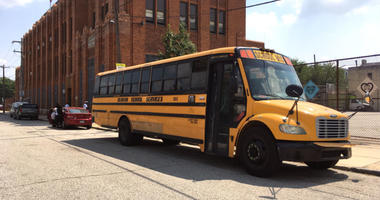 The School District of Philadelphia dismissed students early due to excessive heat.