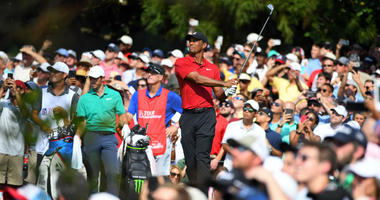 Tiger Woods wins 80th PGA Tour title, first in more than 5 years