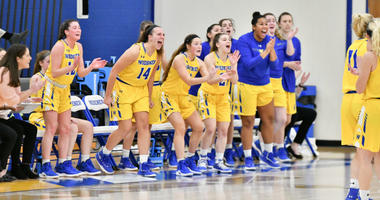 The Widener University women's basketball team has won eight of its first nine games this season.
