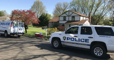 The bodies of a young husband and wife were found inside their Northampton Township home Tuesday morning by a painting contractor.
