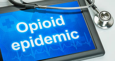There is an opioid epidemic in this country.