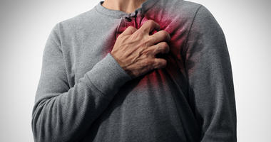 Weather can play a role in a chance of a heart attack, a study finds.