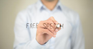 A New Jersey high school student's lawsuit is reigniting debate over whether an anti-bullying law restricts free speech.