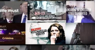Immigration ads spike as midterms loom