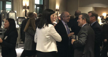 Philadelphia Fund Alliance hosted a fundraiser gala for Take A Breather.