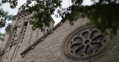 Christ the King Church on June 4, 2014, in University City, Mo.