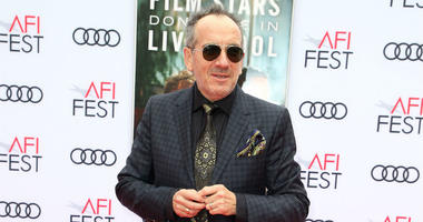 """12 November 2017 - Hollywood, California - Elvis Costello. """"Film Stars Don't Die In Liverpool"""" AFI FEST 2017 Screening held at TCL Chinese Theatre."""