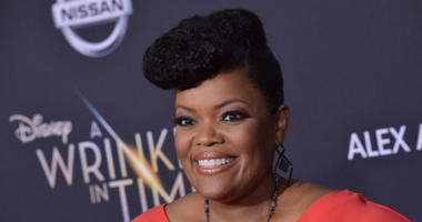 """Yvette Nicole Brown arrives at Disney's """"A Wrinkle In Time"""" World Premiere held at the El Capitan Theatre in Hollywood, CA on Monday, February 26, 2018."""