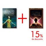 COMBO: Livro Ativações Espirituais + Símbolos de Força com 15% de desconto