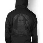 Mad Viking United States Blackout Hoodie