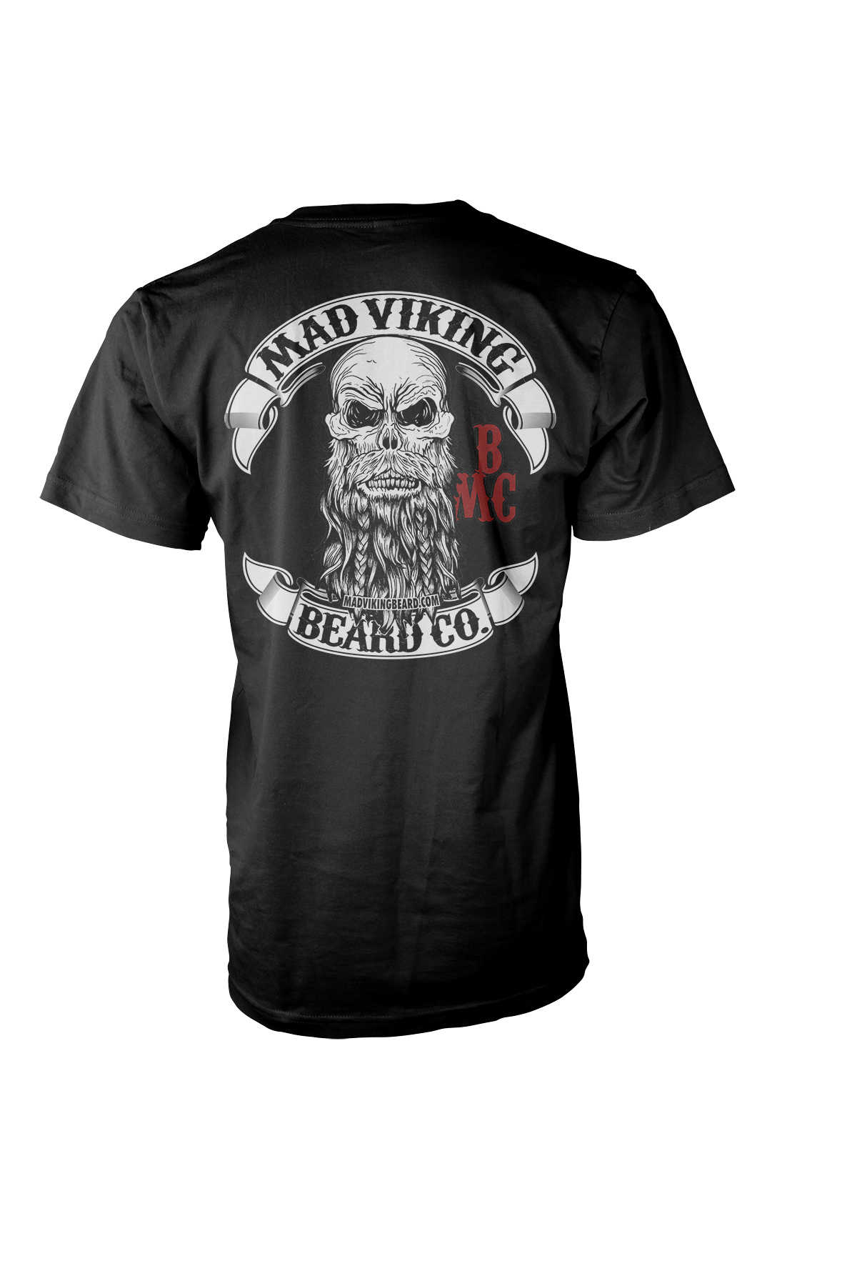 Men's Mad Viking Beard Co Original Tee