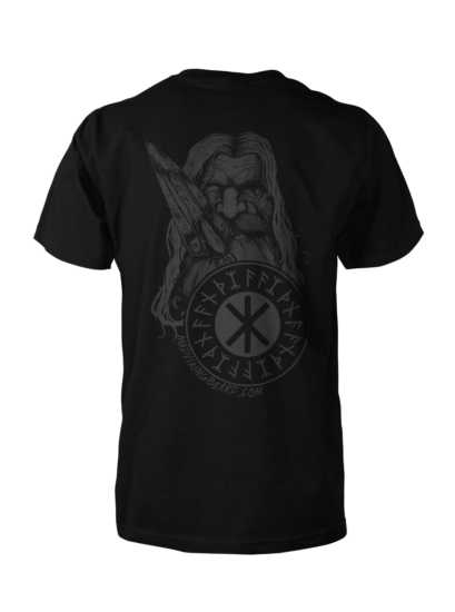 Mad Viking Odin Shield Tee