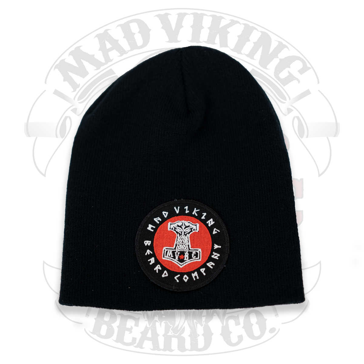 Mad Viking Knit Beanie