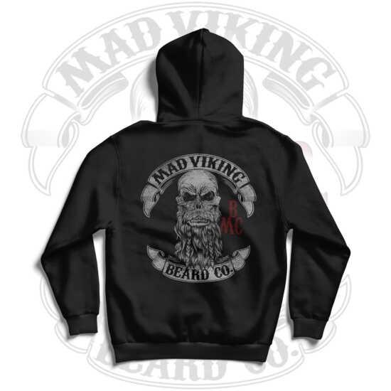 Mad Viking OG Hoodie Logo Back