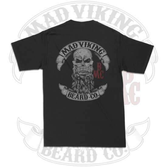 Mad Viking OG Tee Logo Back