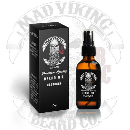Blodorn Beard Oil 2oz