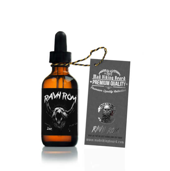 Ravn Rom Beard Oil
