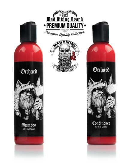 Mad Viking Orchard Shampoo & Conditioner