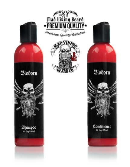 Mad Viking Blodorn Shampoo & Conditioner