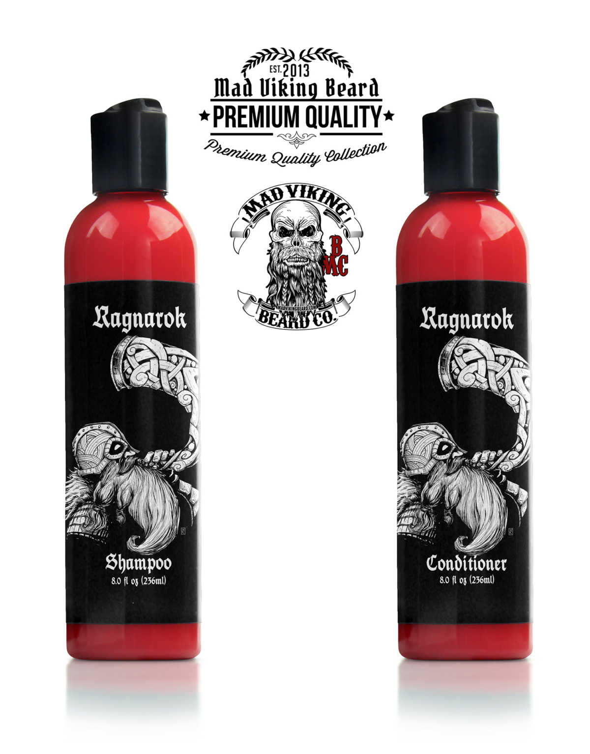 Mad Viking Ragnarok Shampoo & Conditioner