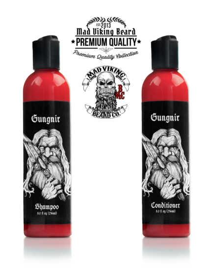 Mad Viking Gungnir Shampoo & Conditioner