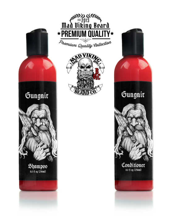 Mad Viking Gungnir Shampoo & Conditioner