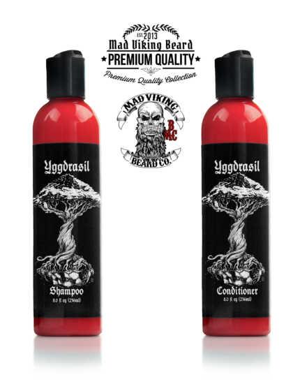 Mad Viking Yggdrasil Shampoo & Conditioner