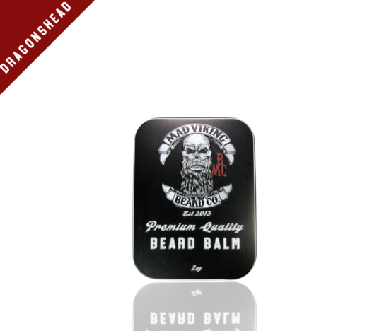 Dragonshead Beard Balm 2oz