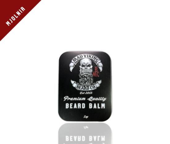 Mjolnir Beard Balm 2oz