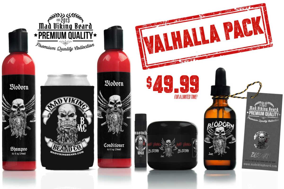 Mad Viking Valhalla Pack