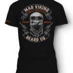 Mad Viking #nevershave Tee