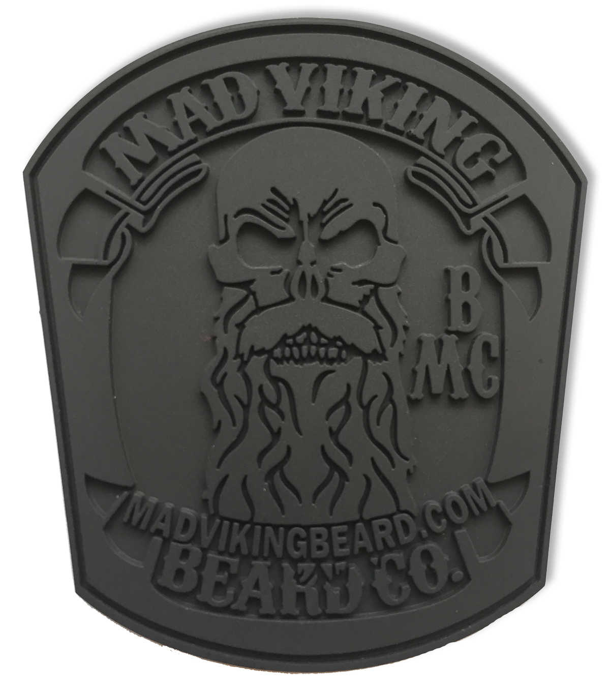 Mad Viking PVC Morale Patch