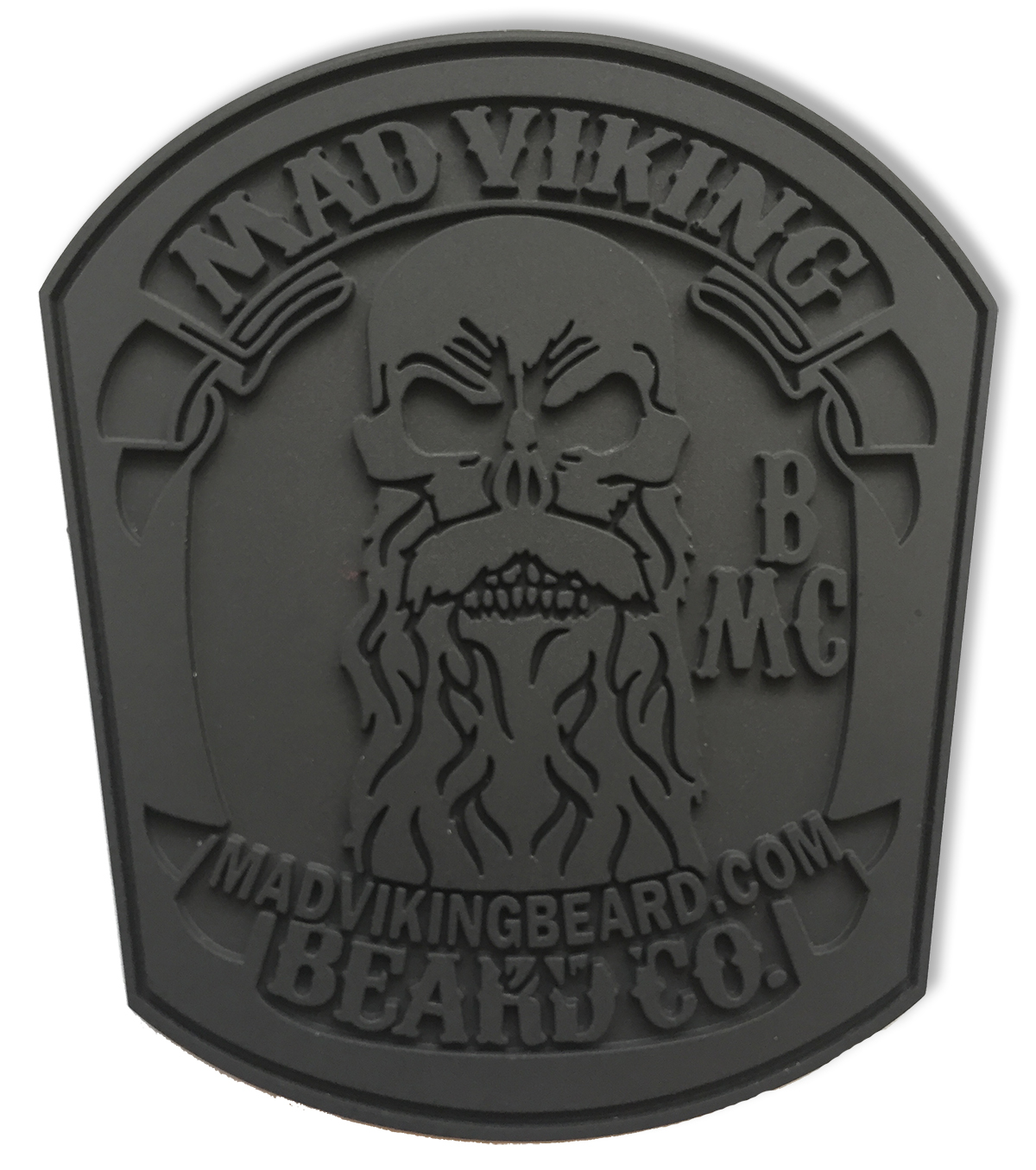 Mad Viking PVC Morale Patch
