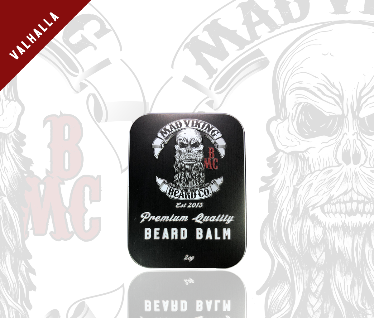 Mad Viking Beard Company Balm Ingredients