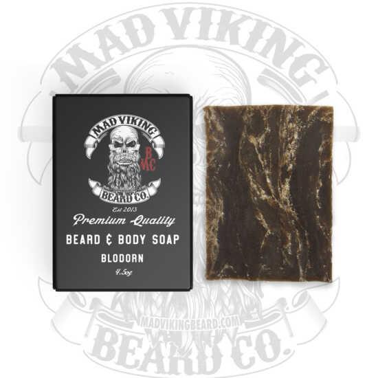 Mad Viking Blodorn Bar Soap